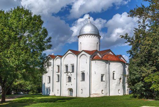 St. John the Baptist Church, Veliky Novgorod , Russia