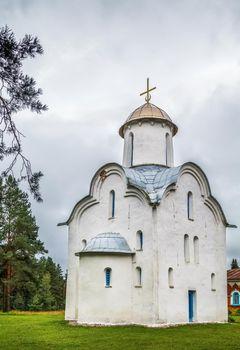 Peryn Chapel, Veliky Novgorod, Russia