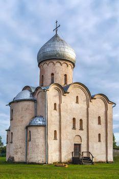 Church of Our Savior, Veliky Novgorod
