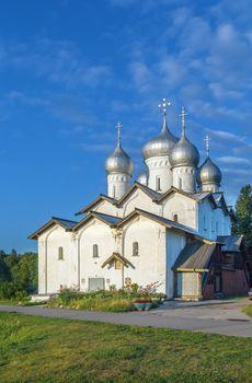 Church of Boris and Gleb, Veliky Novgorod, Russia