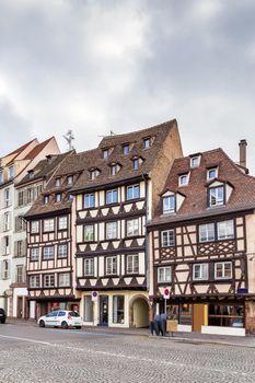 Street in Strasbourg, France
