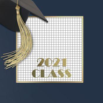 Graduation class 2021 design