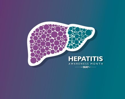 Hepatitis Awareness Month observed in May. The liver is a vital organ that processes nutrients, filters the blood, and fights infections.