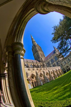 Salisbury Cathedral, Salisbury, Great Britain