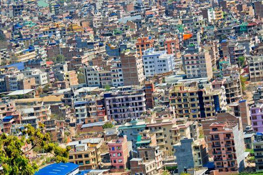 Cityscape, Kathmandu, Nepal