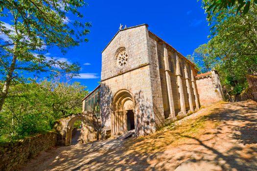 Monastery of Santa Cristina de Ribas de Sil, Orense, Spain