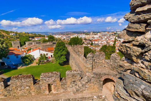 City Walls of Bragança, Bragança, Portugal
