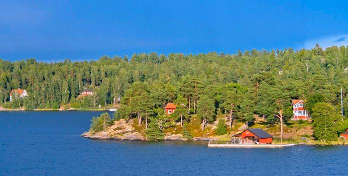 Stockholm Archipielago, Stockholm Fjord, Stockholm, Sweden