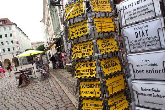 Souvenir Shop, Berlin, Germany