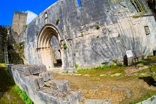 Leiria Castle, Leiria, Portugal