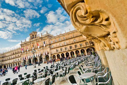 Main Square, Salamanca, Spain