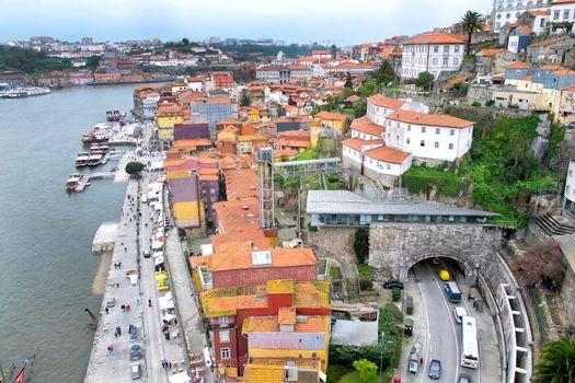 Oporto City, Porto, Portugal