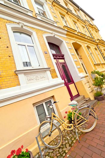 Typical Architecture, Rostock, Germany
