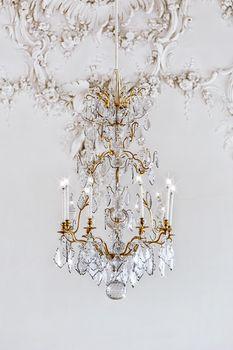 Сrystal luxury chandelier