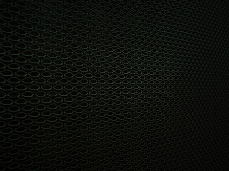 Car ventilation grille background or texture