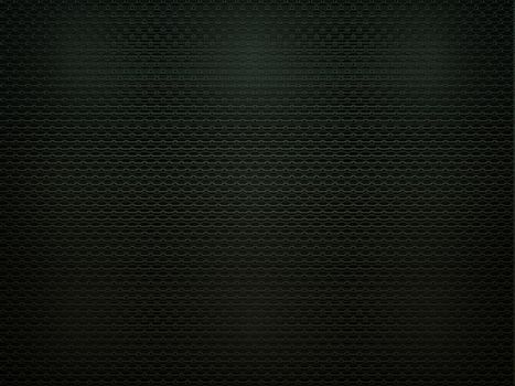 Vehicle engine radiator grille background or texture