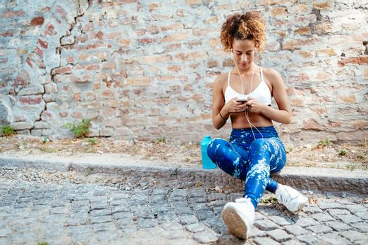Finding The Perfect Workout Playlist