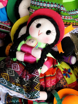 Indian rag doll