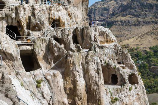 Cave monastery Vardzia, Georgia