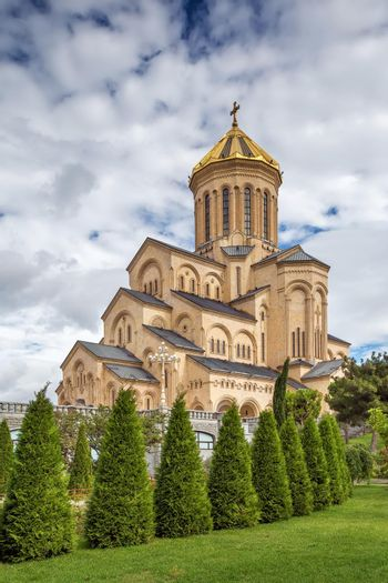 Holy Trinity Cathedral of Tbilisi, Georgia