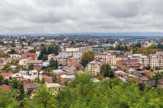View of Kutaisi, Georgia