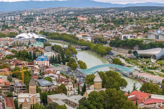 View of Tbilisi, Georgia