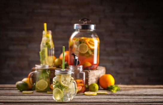 Beverage for summer days