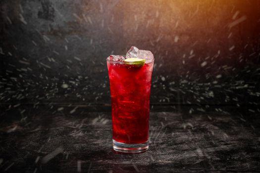 Cranberry beverage