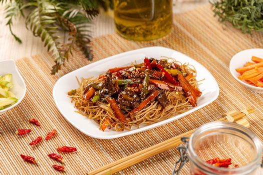 Chinese main course