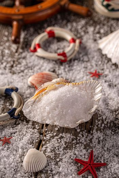 Culinary sea salt