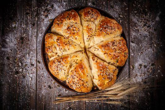 Fresh bakery product