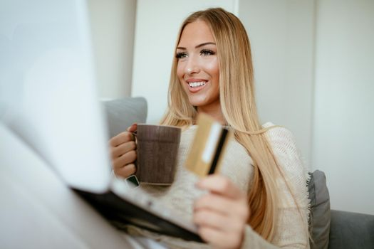 Paying Accounts From Home
