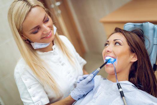 Dental Filling Drying