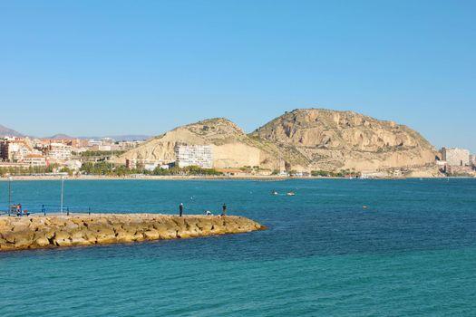 Alicante city Mediterranean destination in Spain
