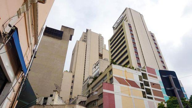 Sao Paulo Cityscape Downtown, Brazil