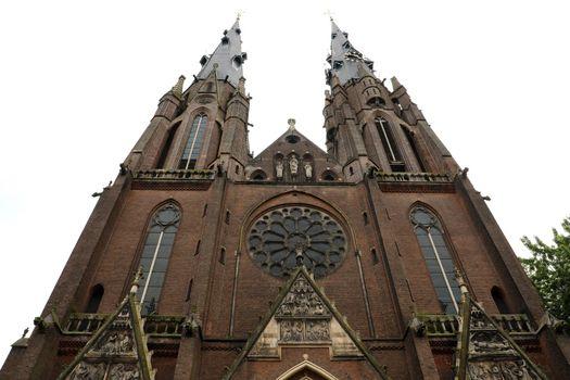 Saint Catherine's church at Eindhoven, Netherlands