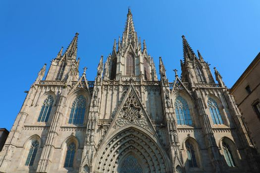 Barcelona Cathedral, Catalonia, Spain