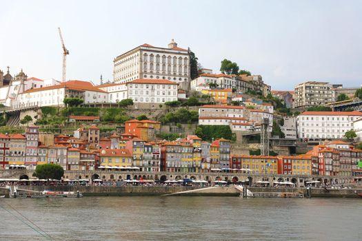 Porto cityscape with Douro river, Portugal