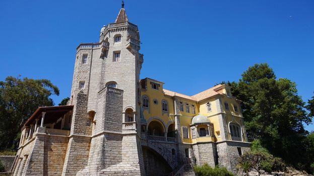 Cascais house palace, Cascais, Portugal