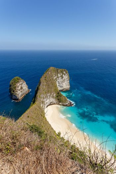 Manta Bay on Nusa Penida Island, Indonesia