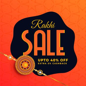 raksha bandhan festival sale background