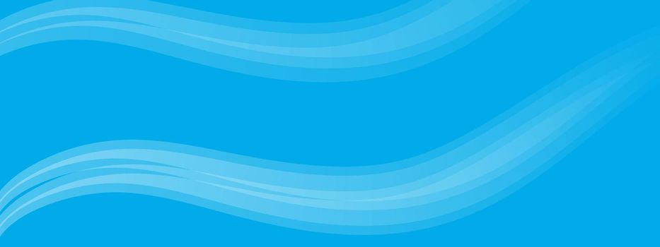 Abstract blue background with gradient. Blue gradient background template for banners, postcard posters, and creative design. Gradient design.