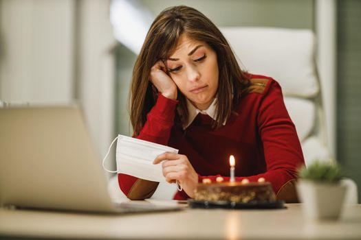 Celebrating Birthday Alone