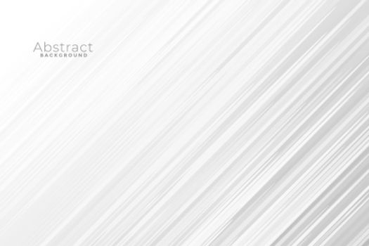 abstract white backgorund with fast lines