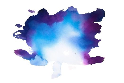 abstract watercolor stain splatter texture