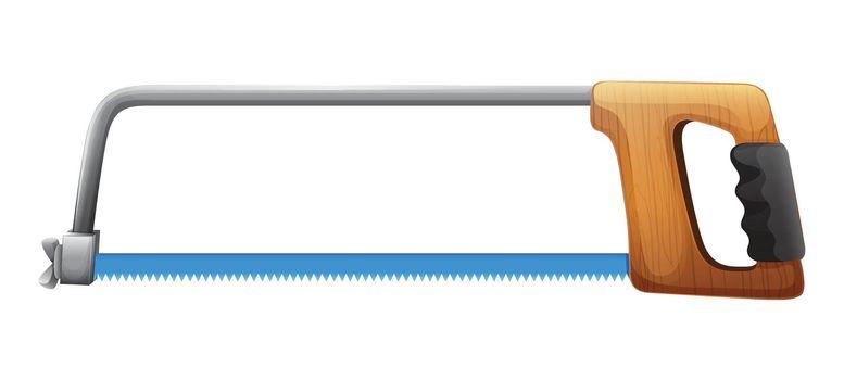 A cutting saw