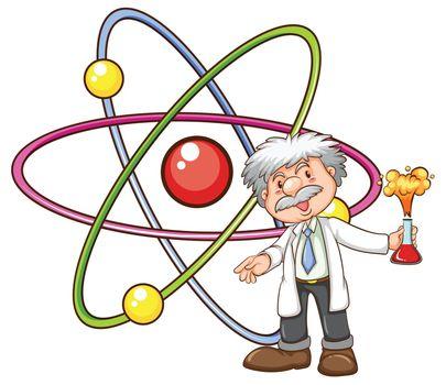 A scientist