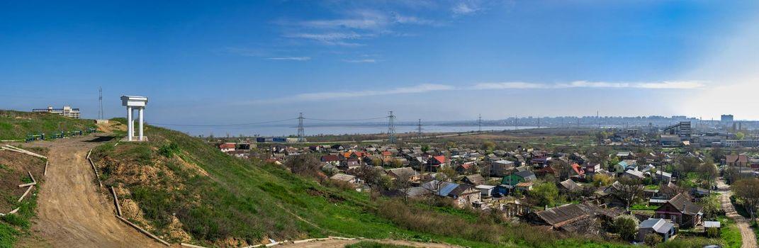 Zhevakhova Gora in Odessa, Ukraine