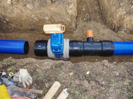 Replacement of potable water steel pipelines