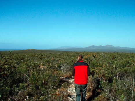 trekking and hiking, outdoor sports and leisure activity in Australia